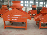 High efficiency wood waste charcoal briquette machine for biomass burner