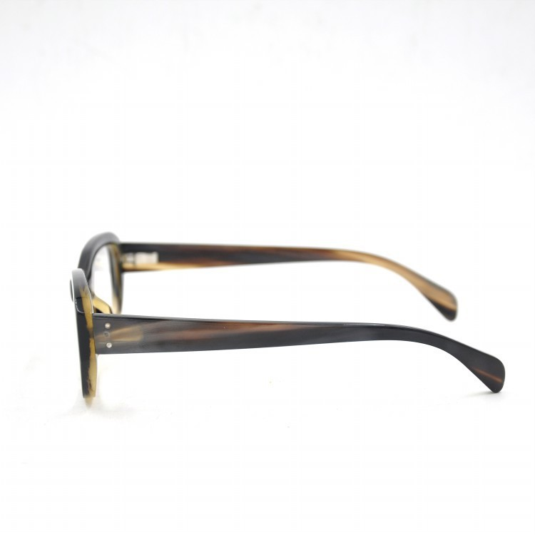 Glasses Frame Logo : 2015 Custom Logo Eyeglasses Frames Buffalo Horn Spectacles ...