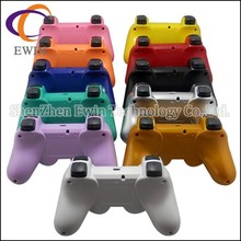 Wholesale bluetooth wireless controller joystick for ps3 with 11 colors