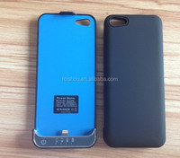 Best quality Crazy Selling power battery case for iphone 5 5s 6