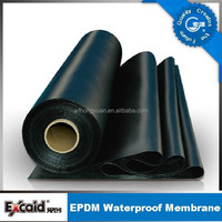 Epdm waterproofing membrane for flat/low-slope roofs