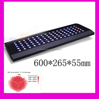 IP65 240W high power Fish tank aquarium led lighting dimmable