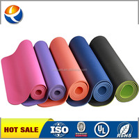 TPE yoga mat bag