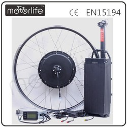 MOTORLIFE/OEM Electric Folding Bike Front Hub Motor Kit/Electric Bicycle Parts 48V Throttle/Electrico Bicicleta Para Kit
