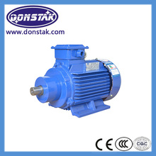 4 Poles Three-phase Asynchronous Electric Motor with Squirrel Cage Type, Totally Enclosed and External Fan Cooled