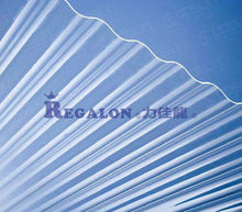 Corrugated Plastic Roofing Sheets Polycarbonate