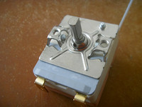 Temperature limiter thermostat Snap action thermostat for water heater