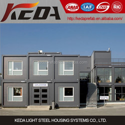 Hot selling prefab shipping container homes for sale
