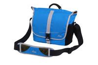 High Quality Waterproof Blue Nylon Professional DSLR Camera Shoulder Bag