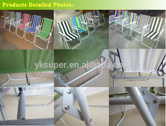 En gros En Plein Air pliable chaise de jardin pliante chaise de plage