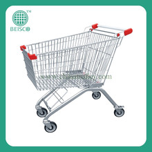 zinc with epoxy shopping trolley JS-TNT24