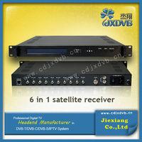 2014 Hot Sale TV Headend Digital FTA Satellite Receiver Manufacturers