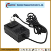 9V2500mA AC DC adapter efficiency level VI adapter wallmount AC/DC with UL/FCC/CE/GS/RCM/C-Tick/CB safety approval