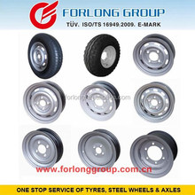 Steel wheel rims & Complete wheels