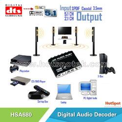 Best price for digital audio decoder 5.1