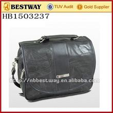 Discount nylon tote bag leather handles