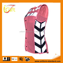 High quality roadway protective high visibility hotsale motorcycle safety vest