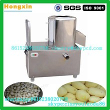 patato cleaning and peeling machine