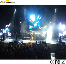 High quality P3 Rental full color led screen xxx image for hd video displ