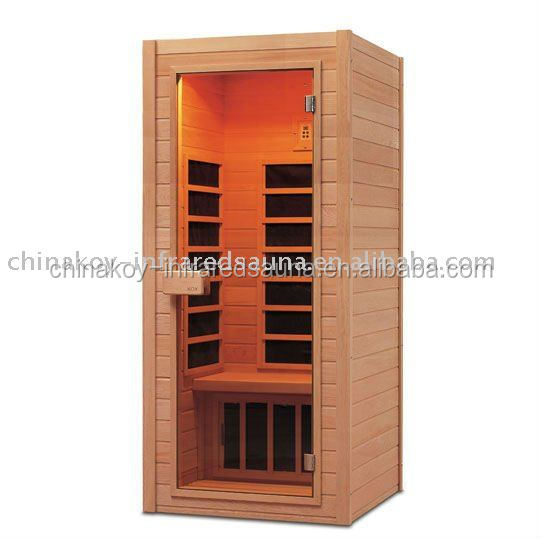 hemlock mini far infrared sauna home buy mini sauna home. Black Bedroom Furniture Sets. Home Design Ideas
