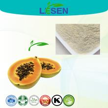 ISO factory supply Papaya freeze dried powder , Papaya juice powder , Papaya FD Powder