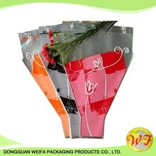Recycle Custom Printed Plastic Package Bag/free Shaped Package Bag With Logo