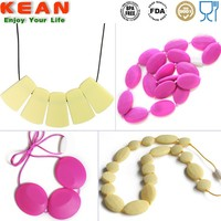 teether necklaces wooden teething necklace baby safe necklaces