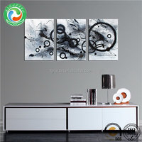 Best quality hot selling abstract animal oil painting canvas art