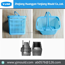 plastic basket inject mould