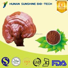 Natural Herbal medicine Anticancer activity growing reishi mushrooms