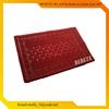Wholesale china trade home decor polyester entrance mat