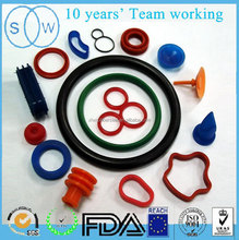 OEM high quality silicone rubber gasket with good seal function