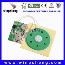 Cheap But High Quality IC Music Chip / Greeting Card Music Chip