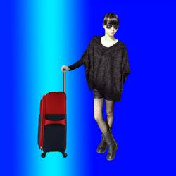 OEM travel suitcase maleta bag luggage for leisure tourister, China Brand Customize Factory