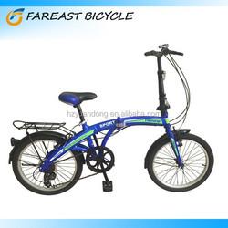 """20"""" high quality lightweight cheap folding bike oem manufacturer"""