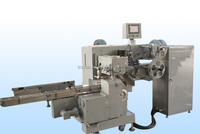 High speed sweets Candy chocolate Top-twist folded single and double twist spherical packing machine