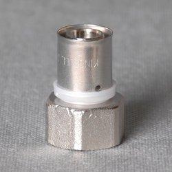 high quality copper press fitting male union for pex al pex composite pipe