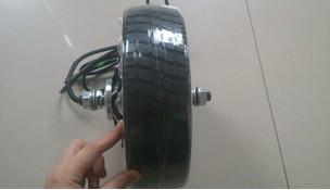 9 inch BLDC motor kit