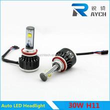 2015 60W auto lighting led canbus error free LED Headlight car led h11 h8 h9 h7 9005 9006