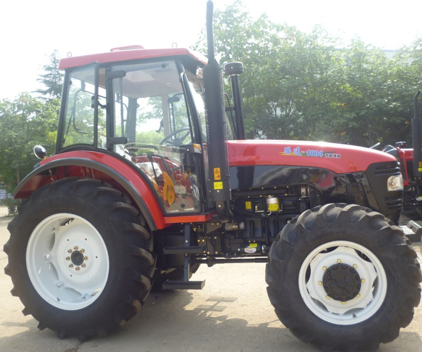 Garden Tractors Product : Hp farming tractors wheel drive garden for