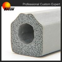 Chamfering strips EPDM rubber foam seal
