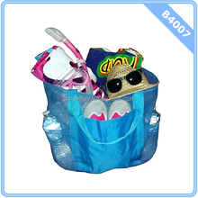 Whale (Huge) X-Large Coated Mesh Family Beach Bag Tote - 4 Colors