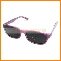 Quality Brilliant Vision Care Eyesight Improve Eye Care Health Pinhole Glasses