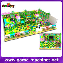 Qingfeng one-stop service popular kids playground equipment kids gym equipments