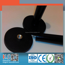 Strong Rare Earth Plastic Coated Magnet for Sale