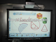 80inch Dual Finger Touch Interactive Whiteobard with Teaching Material for Classroom, Training Room Use