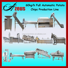 Labor Saving Electric French Fry Machine/French Fries Processing Machine