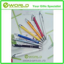 Logo Printing Cheap Promotion Brilliant Ballpoint pen Ball-point Pen Metal Ball Pen