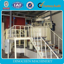 Dingchen Brand best selling 1-2 ton per day Small Production Toilet/Tissue Paper Making Machine
