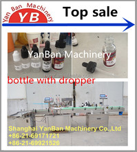 hot sale automatic small bottle filler for e liquid, eye drop
